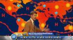 ¿Brad Pitt es el nuevo 'hombre del tiempo'? [VIDEO] - Noticias de adam west