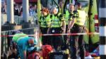 Ámsterdam: Vehículo atropelló a peatones afuera de estación de tren - Noticias de policía atropellado