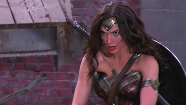 YouTube: Mira este video del detrás de cámara de Gal Gadot como 'Wonder Woman' que se han vuelto virales (Captura)