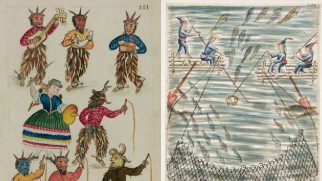 El Museo de Arte de Lima había ganado la subasta por el Codex Trujillo. No obstante, España retuvo su salida. (Composición)