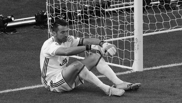 Buffon le puso fecha final a su carrera futbolística. (Reuters)