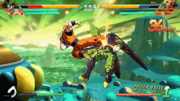 'Dragon Ball Z': Te mostramos el tráiler de 'Dragon Ball Fighter Z' (Bandai Namco)