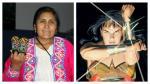 Doris Barrientos, una mujer maravilla de Cusco - Noticias de historieta