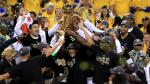¡Campeones! Los Golden State Warriors conquistaron el título de la NBA [FOTOS] - Noticias de golden state warriors