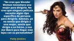 ¿Feminista a la vista? 10 frases de la directora de 'Wonder Woman', Patty Jenkins - Noticias de charlize theron