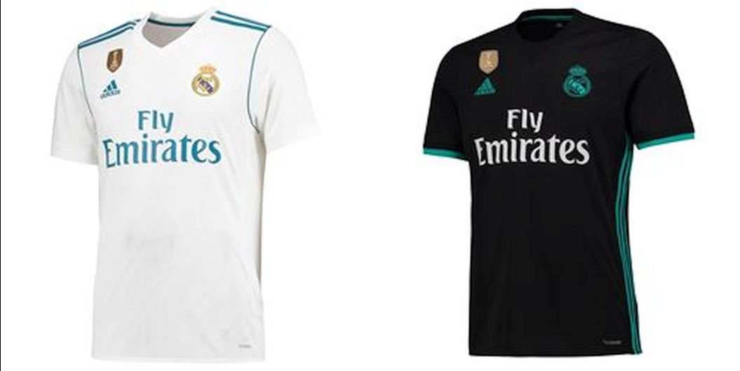 f07b0f9ecbd6e Real Madrid presentó su nueva camiseta  FOTOS