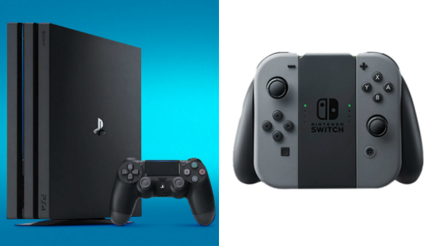 E3: Estas son las novedades del PlayStation4 y Nintendo Switch (Composición)
