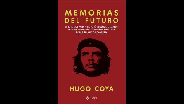 'Memorias del futuro' se presenta, mañana, a las 7 p.m. en El Virrey de Miraflores. (Planeta)