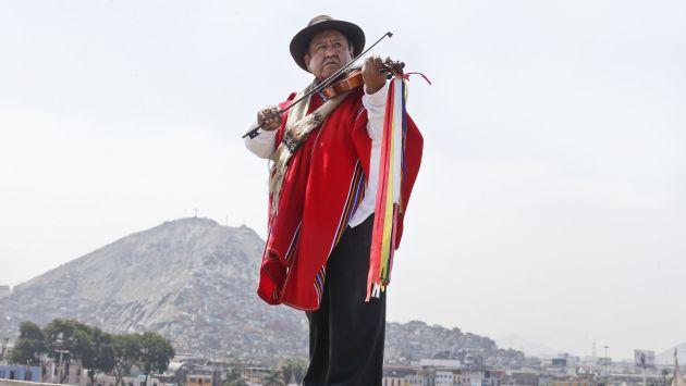 Acordes del mundo andino: Cantos, ritos Y danzas (Atoq Ramón/Perú21)