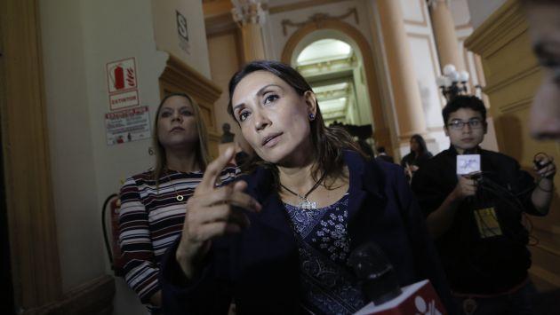 Congresista Patricia Donayre no acudió a cita para dar sus descargos (Piko Tamashiro/Perú21)