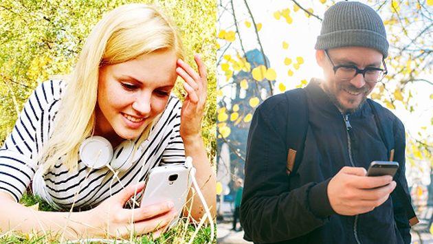 Encuentra nuevos amigos y el amor a través de estas aplicaciones. (Getty)
