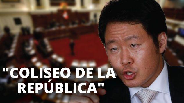 Kenji Fujimori se pronunció en redes sociales. (USI)