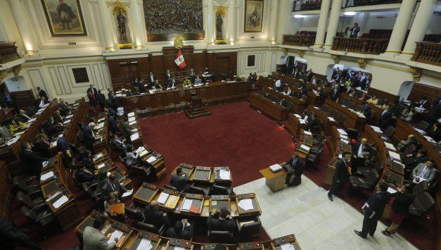 La bancada de Fuerza Popular definirá las presidencias de comisiones en julio. (USI)