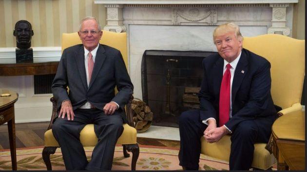 Ambos mandatarios conversaron telefónicamente. (White House)