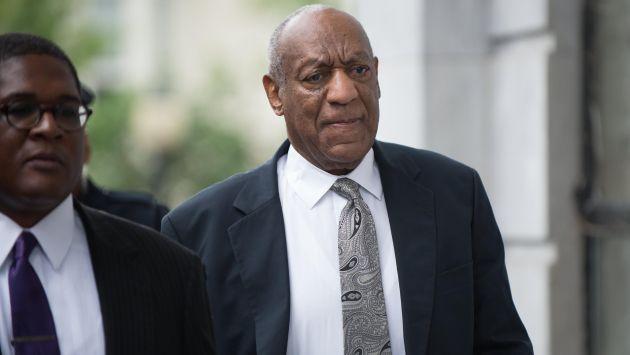 Juicio contra Bill Cosby por abuso sexual fue anulado por no llegar a un veredicto unánime (Efe).