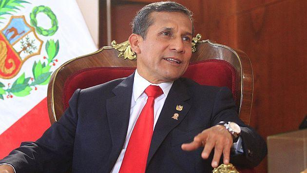 Líder del Partido Nacionalista critica a PPK. (USI)