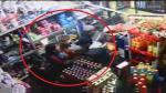 La Victoria: Delincuentes roban cerca de S/50 mil de un minimarket [VIDEO] - Noticias de laptops