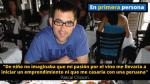 """Pascal Clisson y su pasión como sommelier: """"Mis dos amores son el Perú y el vino"""" - Noticias de cena de navidad"""