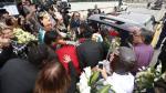 Asi despidieron a Luis Abanto Morales - Noticias de luis abanto morales