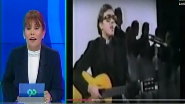 Magaly Medina envió saludo durante emisión del noticiero. (Captura Latina)