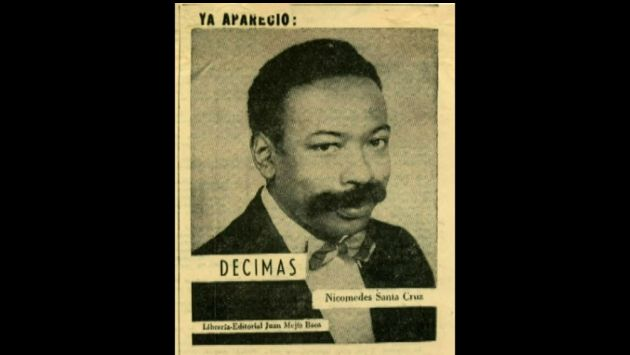 Exposición le rinde homenaje a Nicomedes Santa Cruz  (Youtube).