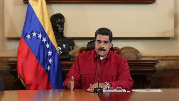 Nicolás Maduro denuncia que Twitter cerró las cuentas de miles de usuarios solo por ser chavistas (Reuters).