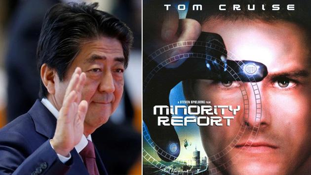 ¿Qué tienen en común la película 'Minority Report', protagonizada por Tom Cruise, y Japón? (Composición/Reuters)