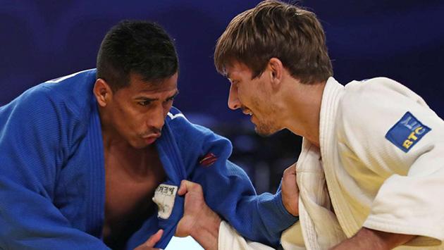 Judo: Juan Postigos gana medalla de bronce en el Gran Prix de Cancún (IJF)