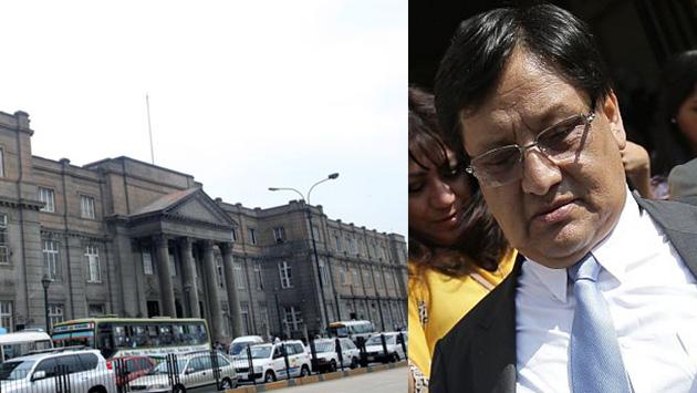Servir ratifica la destitución de Carlos Moreno del Hospital Arzobispo Loayza (Composición/USI)