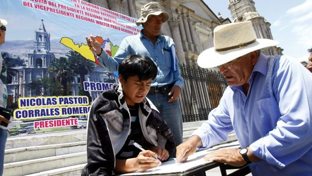 Revocatorias: El ocaso de la sinrazón, el retorno de la sensatez. (Perú21)
