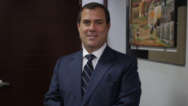 """Bruno Giuffra: """"Se volverá a licitar con un contrato infalible y pulcro"""". (Luis Centurión)"""