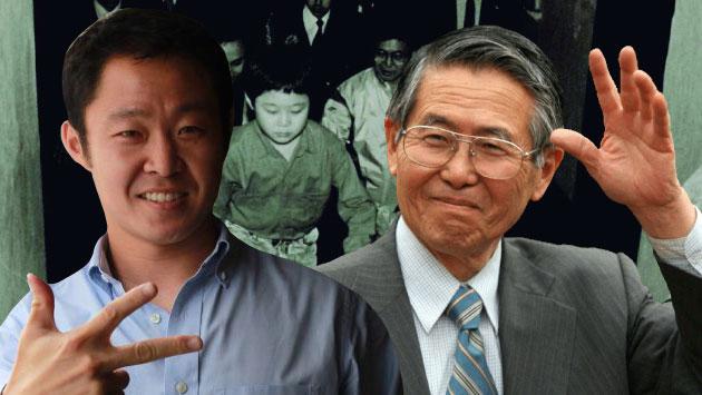 Kenji Fujimori también le envió una canción a su progenitor.