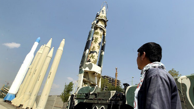 Irán lanza ataque con misiles a territorios ocupados por el Estado Islámico en Siria (Referencial/Reuters)