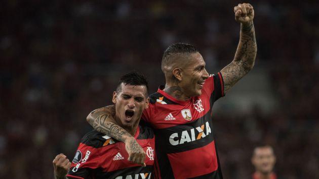 Flamengo igualó sobre la hora el clásico carioca frente a Fluminense, por la fecha 8 del Brasileirao 2017. (AFP)