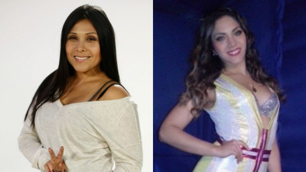 La Rodríguez no soportó que Isabel Acevedo minimice como vedette.  (Foto: Composición)