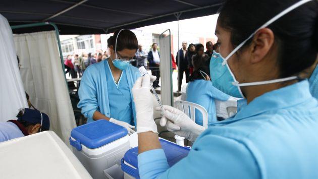 El año pasado murieron dos personas en Piura por la variedad AH1N1 de la influenza.