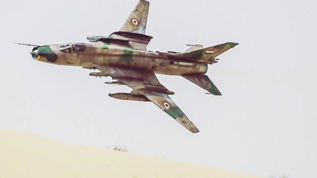 Estados Unidos derribó avión militar sirio en defensa de sus aliados en el país árabe. (Referencial/Reuters)