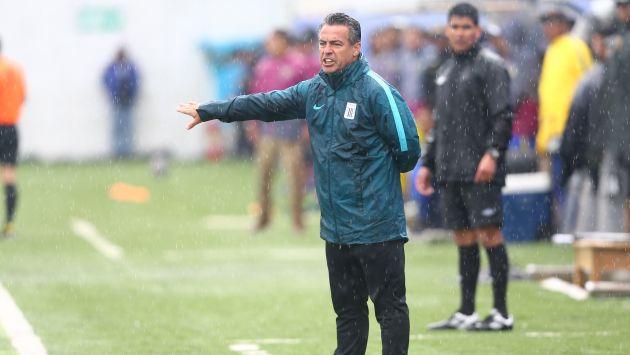 Pablo Bengoechea analiza poner a Luis Aguiar para que juegue con 'cachito' Ramírez (USI)