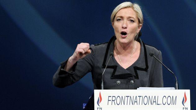 Francia: Le Pen es elegida diputada pese a la mayoría absoluta de Macron (AFP)