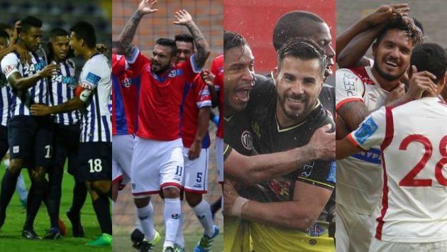 Alianza Lima sigue siendo dueño de la punta del Apertura. (Composición)