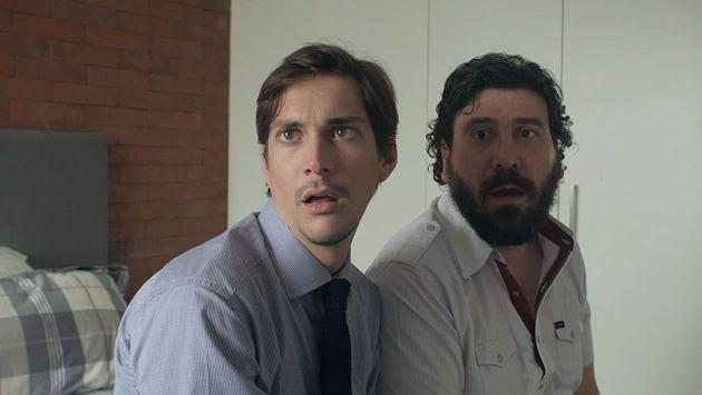 Con mi novio no te metas, la nueva serie que habla sobre una pareja gay.