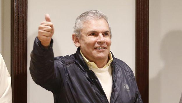 Alcalde tomó con alegría la llegada de Francisco. (Perú21)