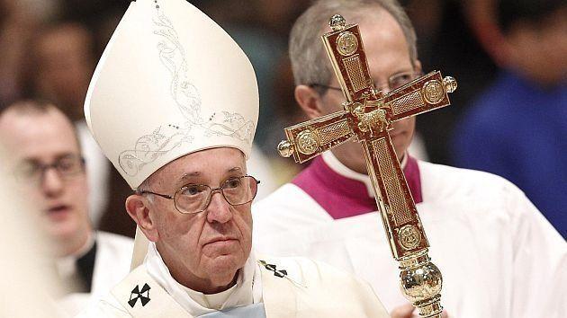 Visita del papa Francisco fue confirmada este lunes y se realizará el próximo año (Efe)
