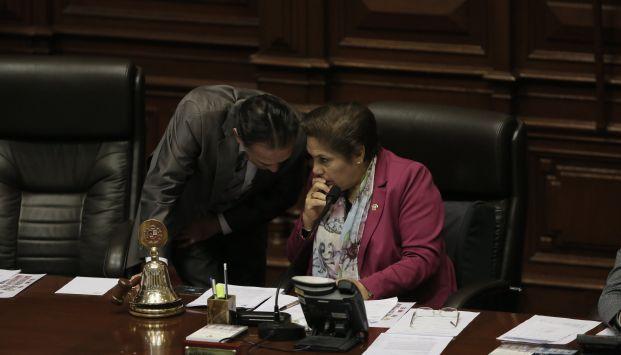 Héctor Becerril y Luz Salgado podrían ser sancionados por la Comisión de Ética (Antonhy Niño de Guzmán)