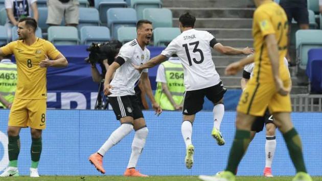 Solo tres campeones del mundo con Alemania en Brasil 2014 componen la actual representación teutona en la Copa Confederaciones 2