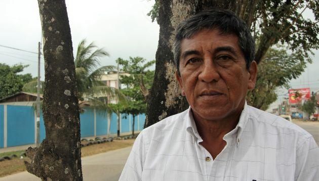 Luis Otsuka es gobernador regional de Madre de Dios desde 2015. (Perú21)