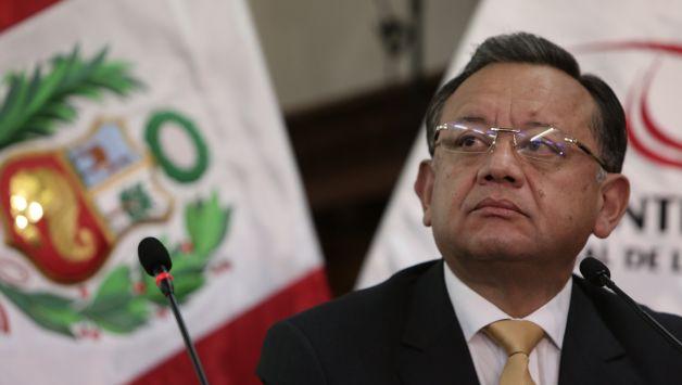 Edgar Alarcón pide al Congreso que evalúa denuncia constitucional contra Alfredo Thorne (Anthony Niño de Guzmán)