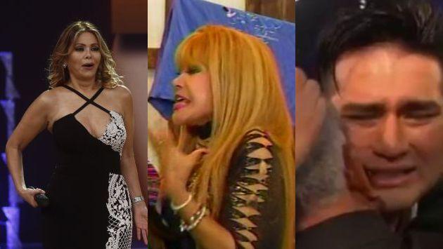 El gran show obtuvo 15.2 puntos de ráting, 'El Wasap de JB'  obtuvo 9.7 puntos y '¡Qué tal sorpresa!' alcanzó 8.6 puntos. (Perú21)
