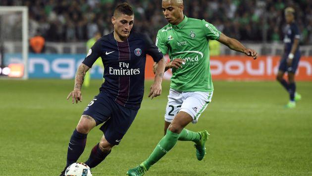 Marco Verratti se quiere ir del PSG y el Barcelona ya habría iniciado un contacto con el club. (AFP)