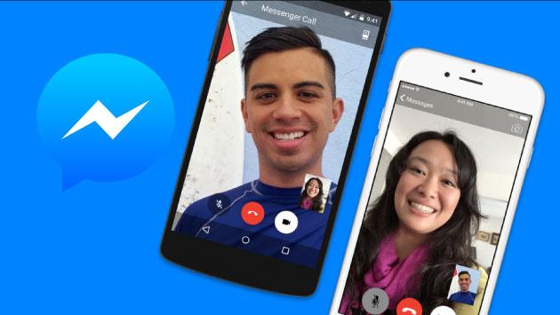 ¿Cómo estás usando la aplicación de mensajería de Facebook?